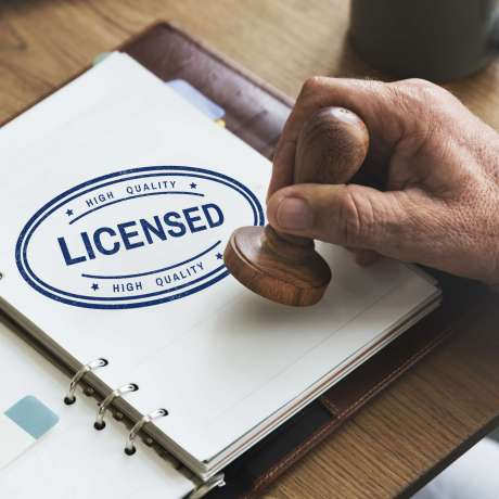 Licensed Approval Authority Permission Conept